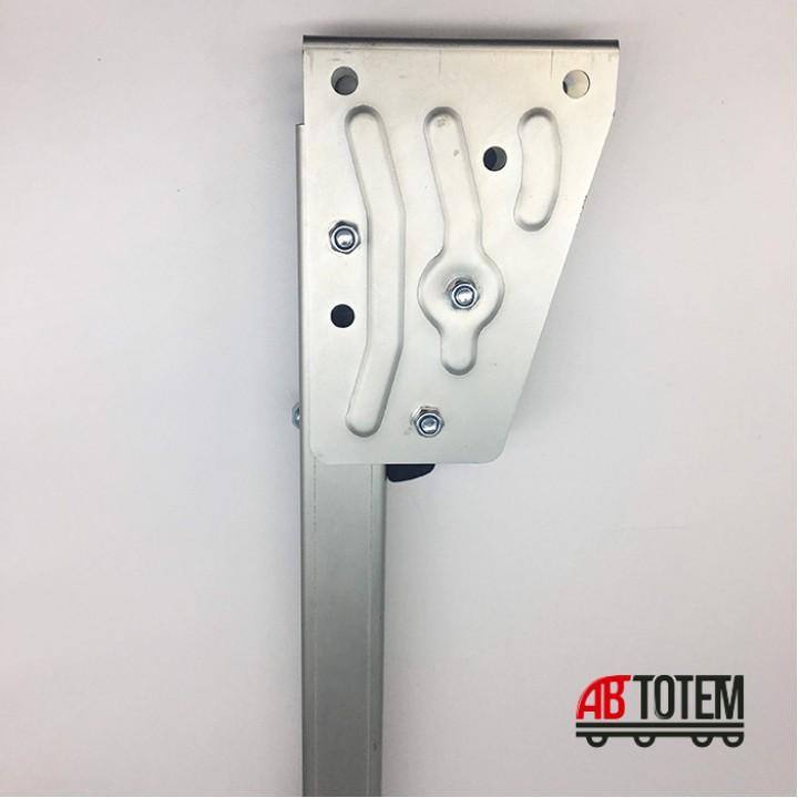 Кронштейн боковой защиты 630 мм.| Нержавеющая сталь